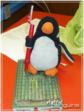 Speedwiring Penguin